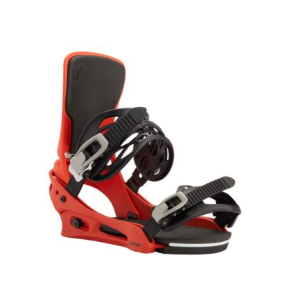 Burton Cartel Bright Red 2021