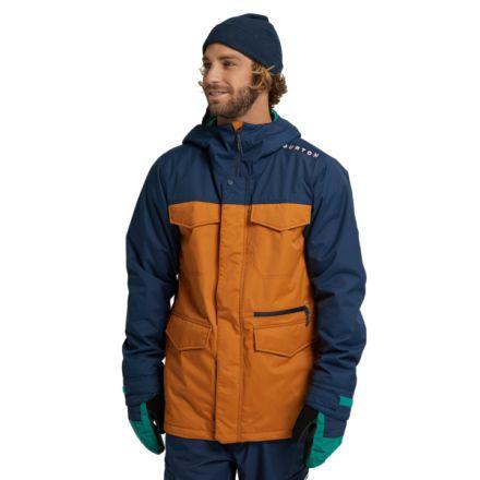 Burton Covert Jacket Slim Dress Blue True Penny
