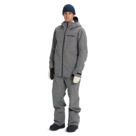Burton Gore Tex Radial Jacket Bog Heather
