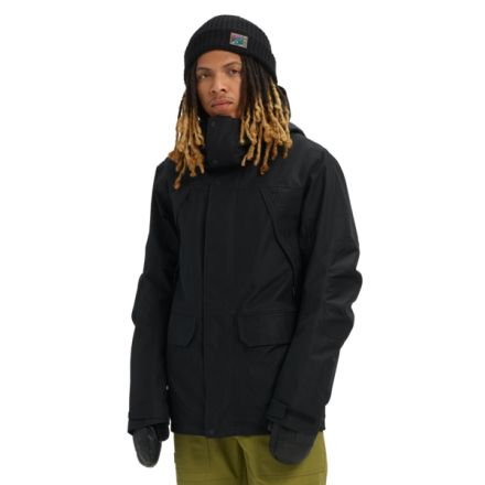 Burton Gore Tex Breach Jacket True Black