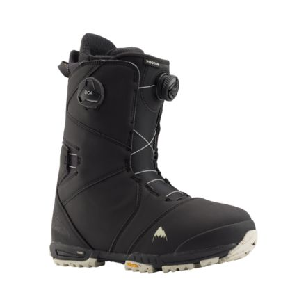Burton Photon Boa Black 2021