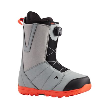 Burton Moto Boa Grey Red 2021