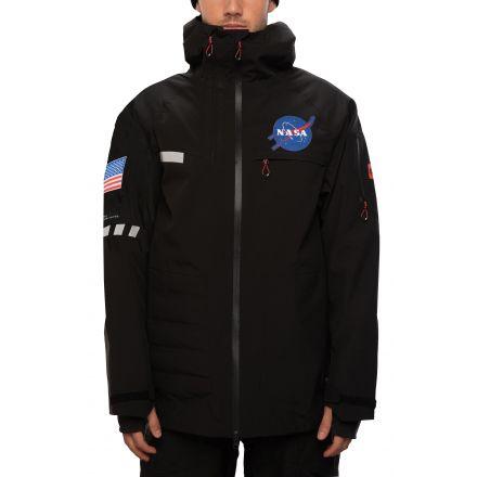 686 NASA Exploration Thermagraph Jacket Black