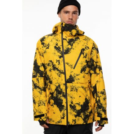 686 Hydra Thermagraph Jacket Sub Yellow