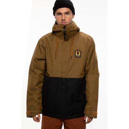 686 Foundation Insulated jacket Golden Brown Melange