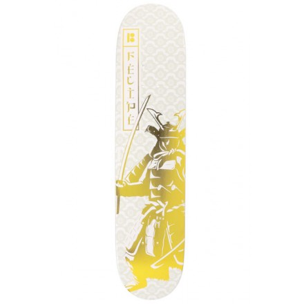 skateboard plan b deck Felipe samurai 7'75