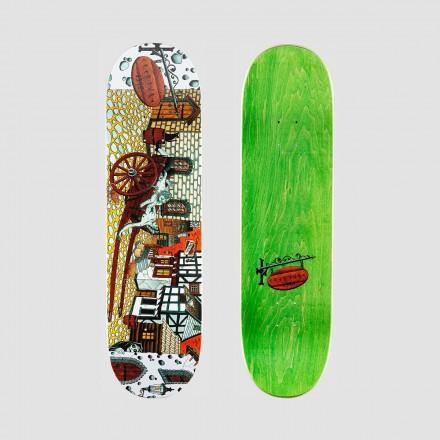 skateboard creature deck Baekkel pesta 8'6
