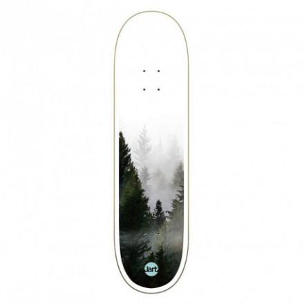 skateboard deck jart foggy 8'0