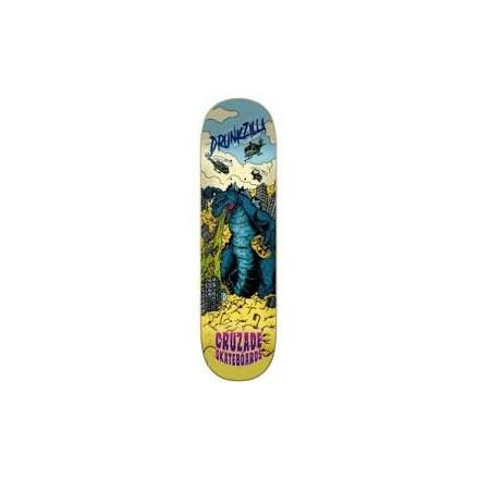 skateboard cruzade deck drunkzilla 8'625