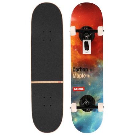 skateboard globe complete nebula 8'125