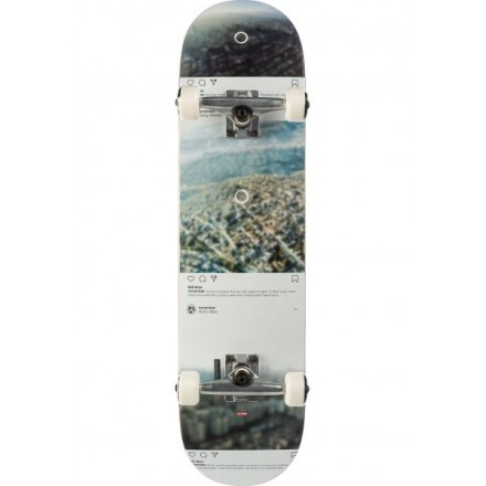 skateboard globe G2 sprawl complete 8'