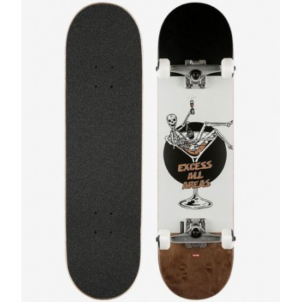 skateboard globe G1 excess complete 8'