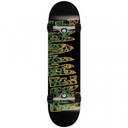 skateboard creature complete catacomb 7'8