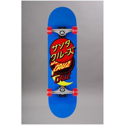 skateboard Santa Cruz Group Dot complete 8'25
