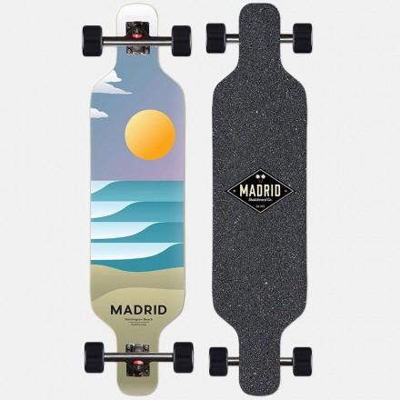 longboard Madrid trance 40' tm sol