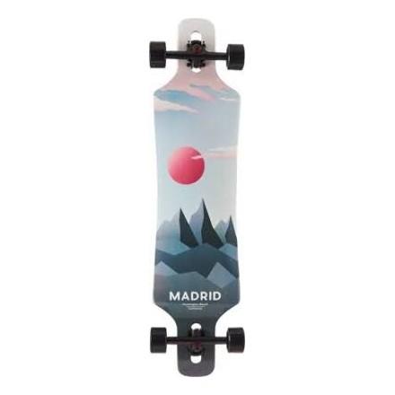 longboard Madrid life style drop thru