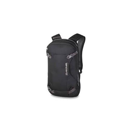 sac a dos dakine heli pack 12L black