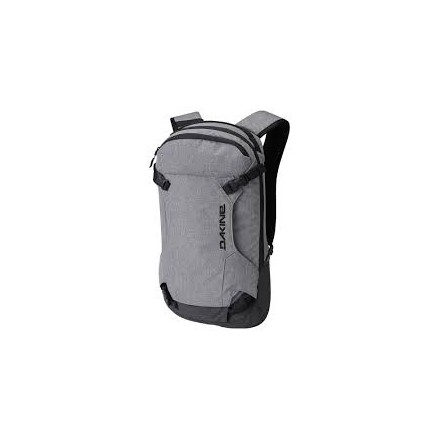 sac a dos dakine heli pack 12L grey scale