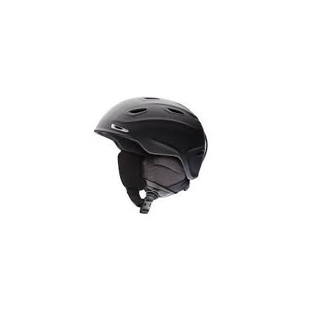 casque smith aspect black