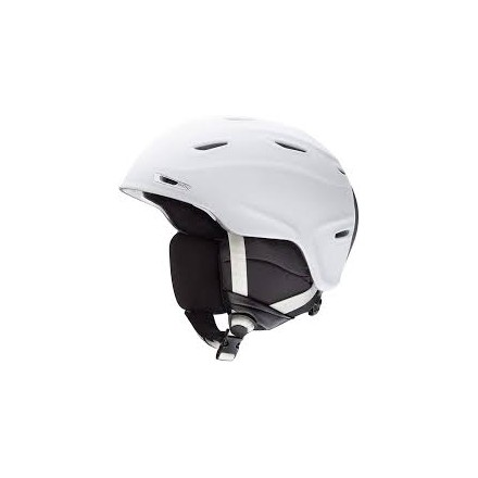 casque smith aspect white