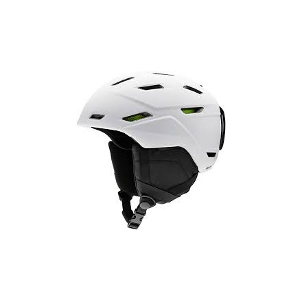 Casque Smith Mission Blanc