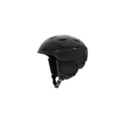 casque smith mission noir