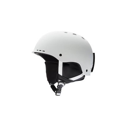 casque smith holt blanc