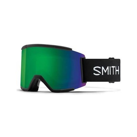 masque smith squad xl chromapop black and green
