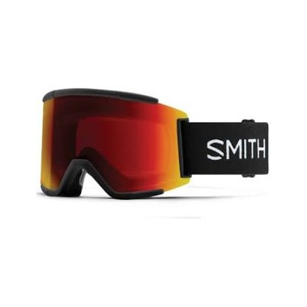 masque smith squad i/o mag xl chromapop black and red