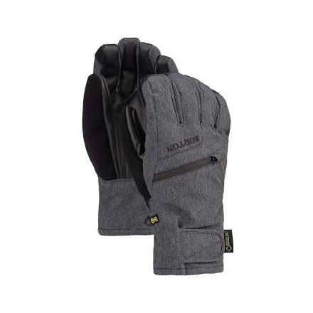 gants burton gore-tex denim