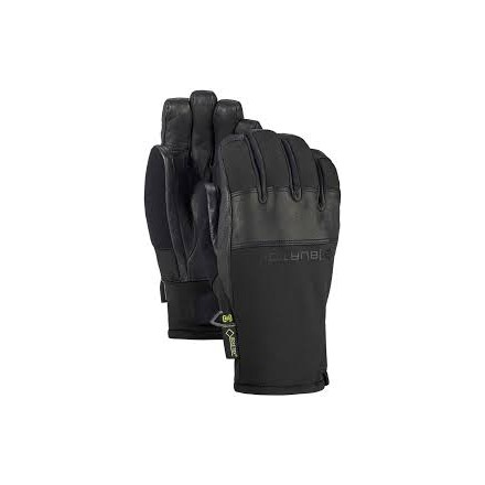 gants burton clutch black