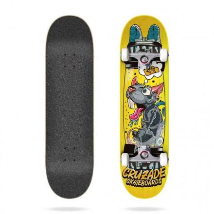 """skateboard cruzade clone  8""""25 complete"""