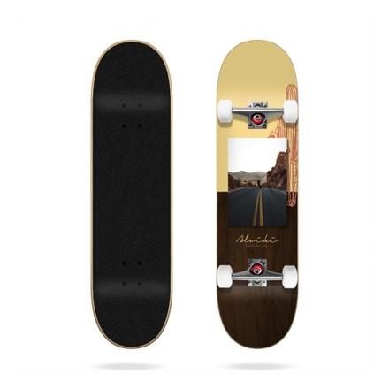 skateboard Aloiki Road 7'6 complete
