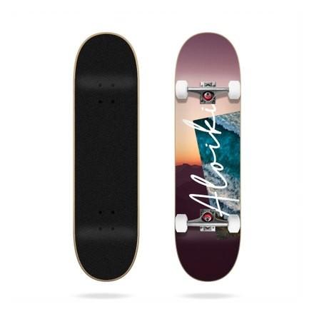"skateboard Aloiki beach 8"" complete"