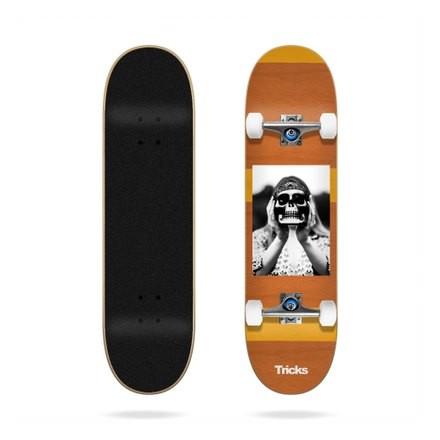 "skateboard Trick hippie 8""  complete"
