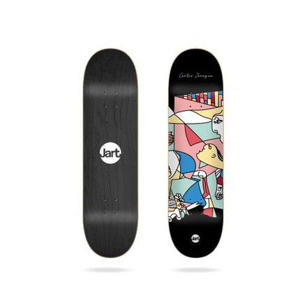 skateboard jart 1937 Carlos zarazua 7'75
