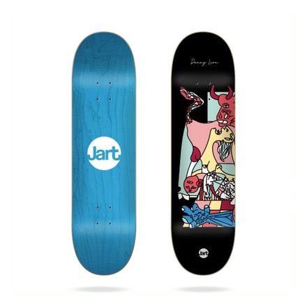 "skateboard jart 1937 Danny leon  8""375"