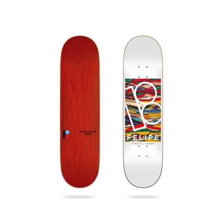 skateboard Plan B deck  Felipe Koogie   8'25 X 32'125