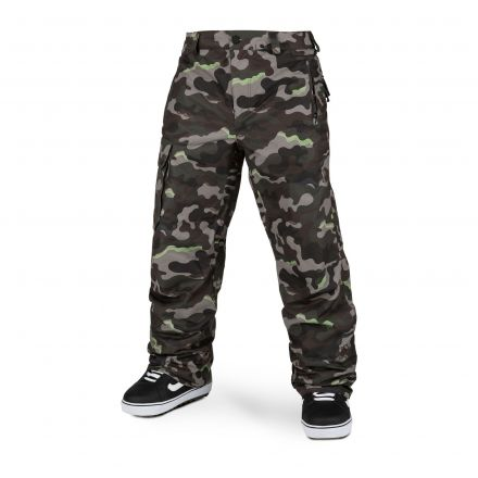 Volcom Hunter Insulated Pant Army