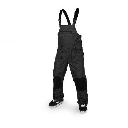 Volcom Roan Bib Overall Black