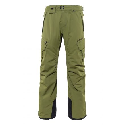 686 Smarty 3 in 1 Cargo Pant Surplus Green
