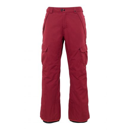 686 Infinity Insulated Cargo Pant Oxblood
