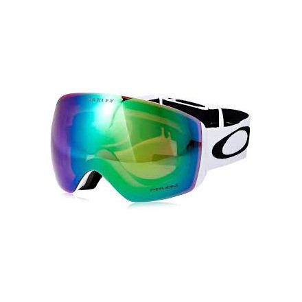 Masque de snow Oakley Flight Deck Black Prizm Saphire Iridium