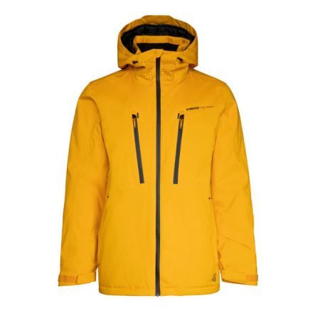 Protest Timo Jacket Dark Yellow