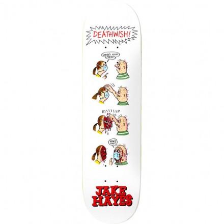 skateboard deck death wish quarantine 8'0