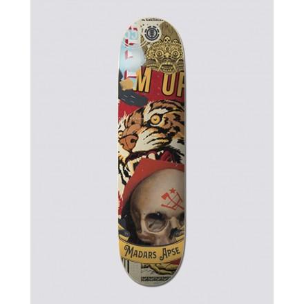 skateboard ELEMENT  deck  Low earth   8'25