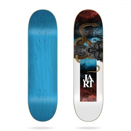 skateboard jart deck abstraction 8'25