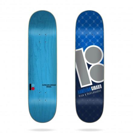 skateboard plan b deck Aurelien corner 8'0
