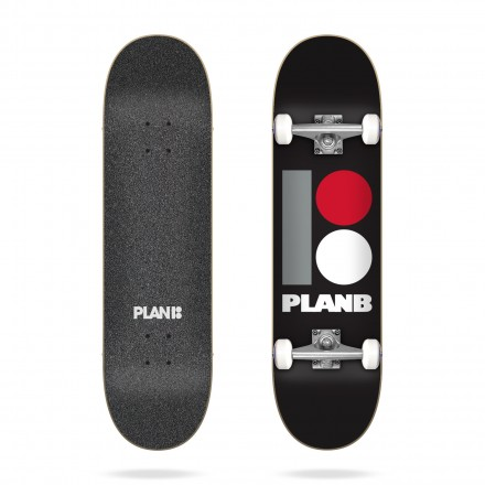 skateboard plan b original 8'0 complete