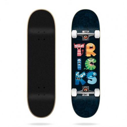 skateboard Tricks Monster 7'25 complete
